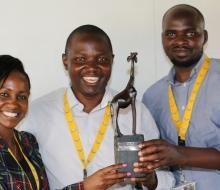 Winner DSA Award 2019